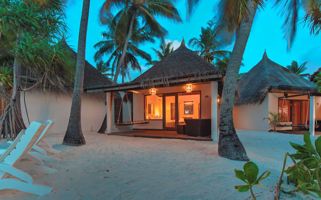 Tauchen Auf Den Malediven Im Angaga Island Resort